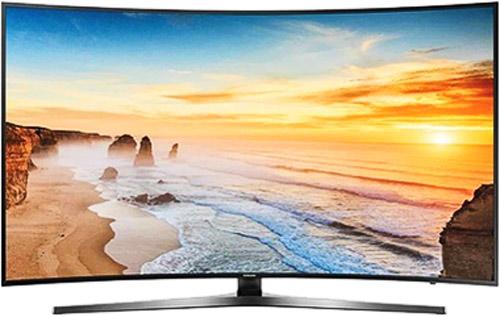 Tivi màn hình cong Samsung UA43KU6500 4K tại Nguyễn Kim
