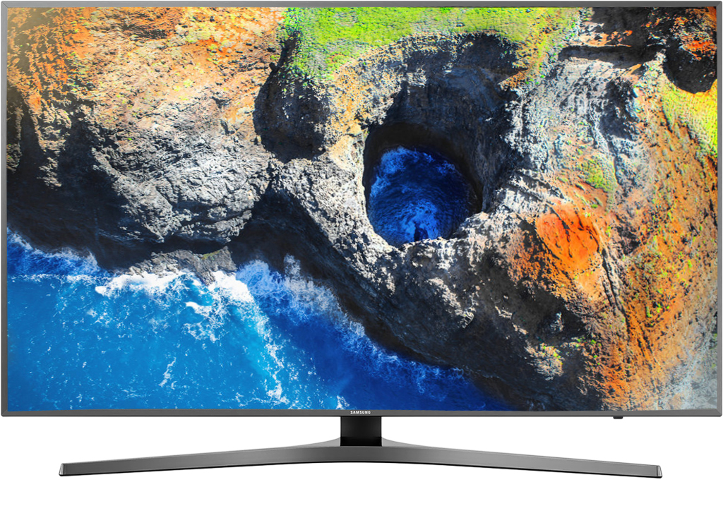 Smart Tivi 43 inch Samsung  UA43MU6400KXXV giá tốt tại Nguyễn Kim