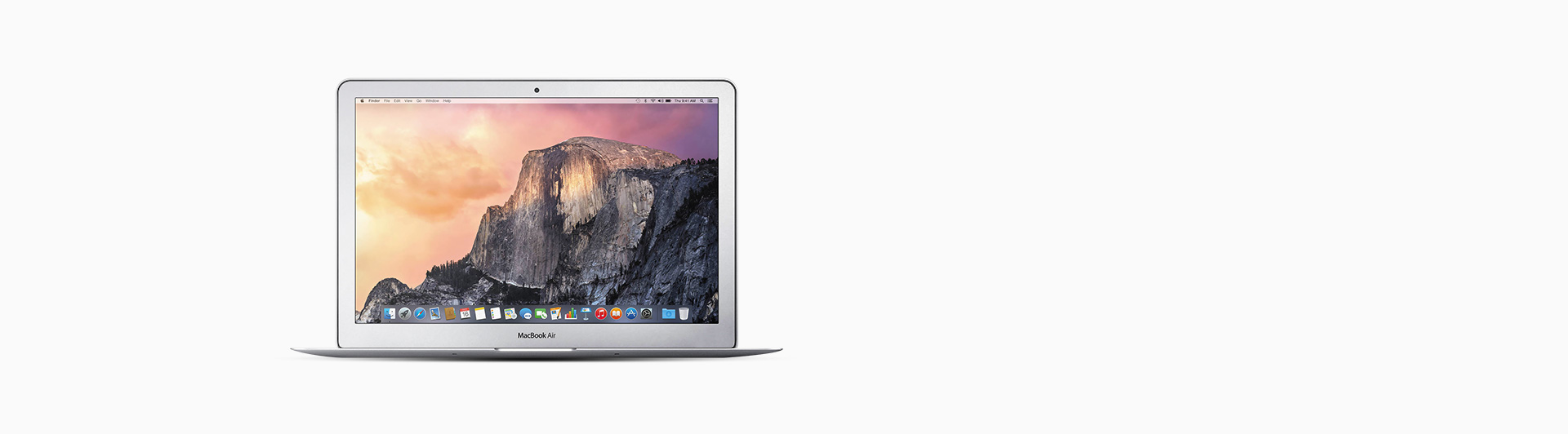 Laptop Apple Macbook Air MMGG2ZP/A Core i5 giá tốt tại Nguyễn Kim