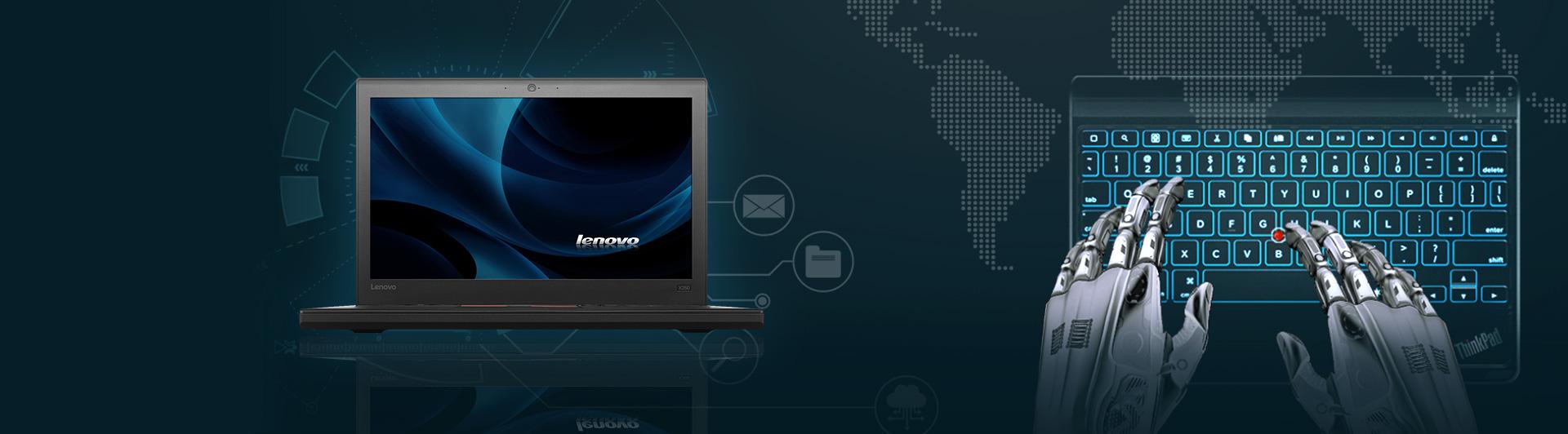 Máy tính xách tay Lenovo Thinkpad X260 (Core I7/Ram 4GB) kiểu dáng gọn nhẹ