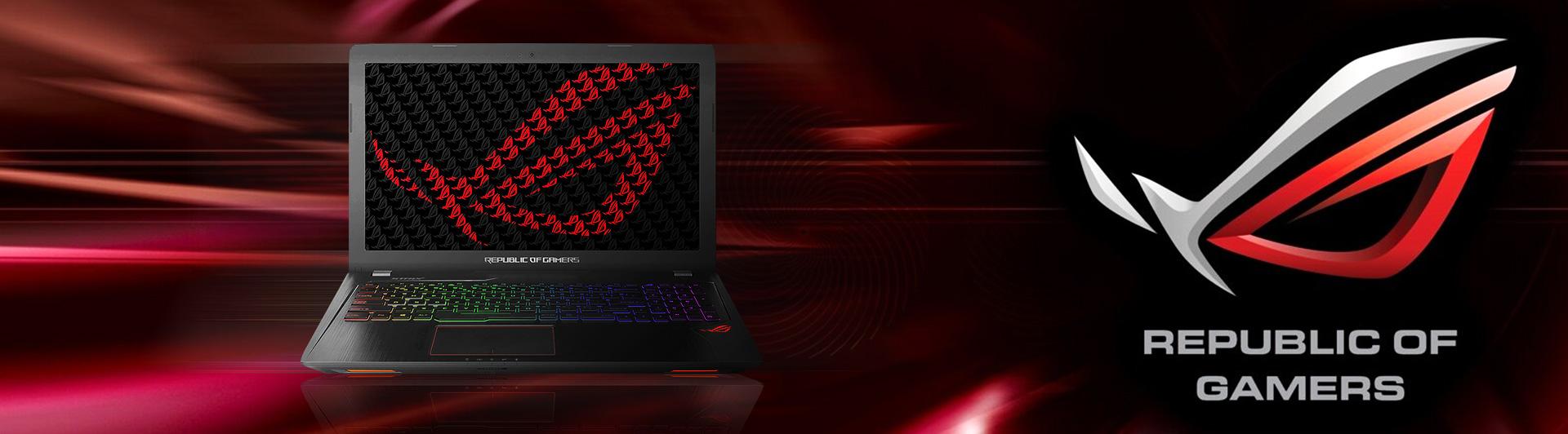 Máy tính xách tay Asus GL553VE-FY096 cấu hình mạnh mẽ