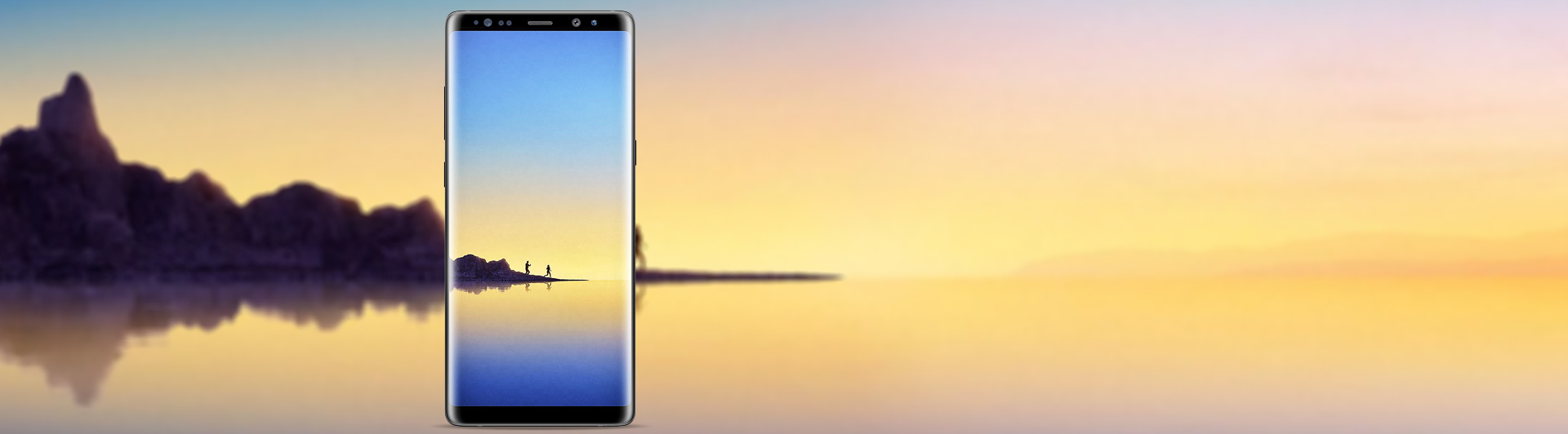 SAMSUNG GALAXY NOTE8 ĐEN