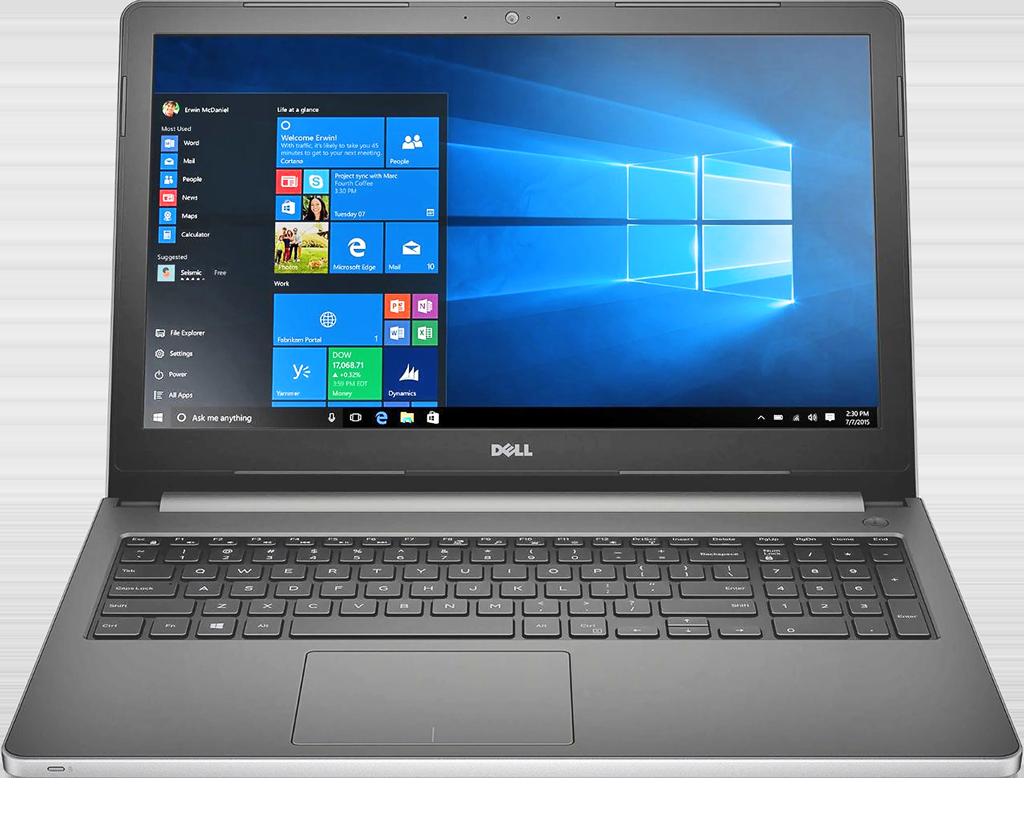 Máy tính xách tay Dell Inspiron 15 5559 Core i5 tại Nguyễn Kim