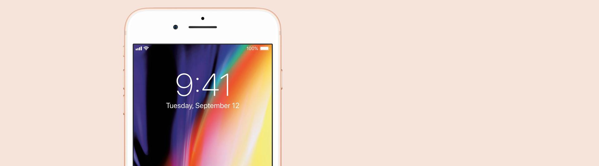 iPhone 8 256GB Gold màn hình Retina