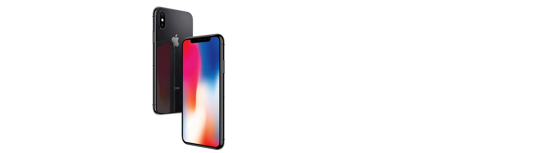 Điện thoại di động iPhone X 256GB Gray màn hình OLED 5.8 inch cực nét