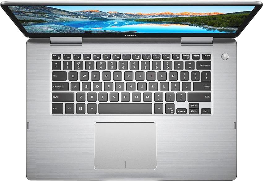 Máy tính xách tay Dell Inspiron 13 T7373A bàn phím chuẩn