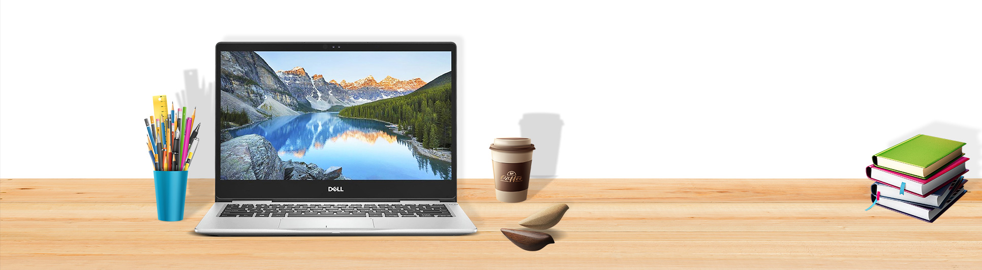 Laptop Dell Inspiron 13 7373 (C3TI501OW) thuộc dòng laptop 2 trong 1