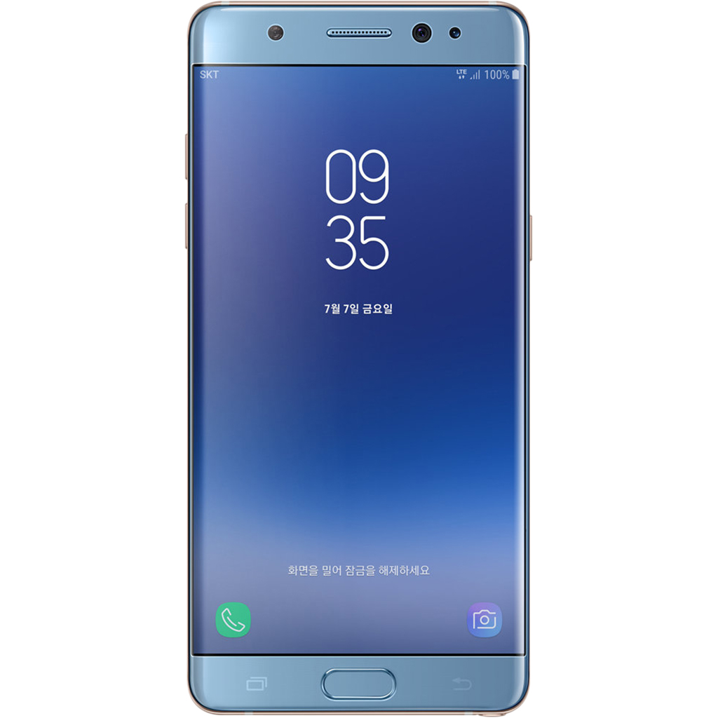 Điện thoại Samsung Galaxy Note Fan Edition (FE) có khả năng chống nước