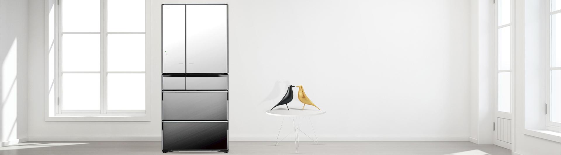 Tủ lạnh Hitachi Inverter 722L R-X670GV giá hấp dẫn tại Nguyễn Kim