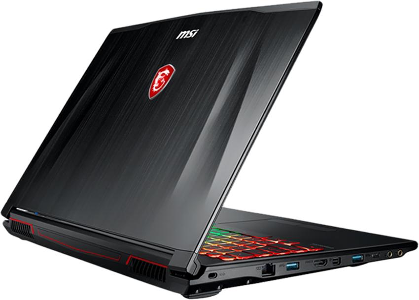 Laptop MSI Leopard Pro GP62M 7REX-1497XVN thiết kế cho gaming
