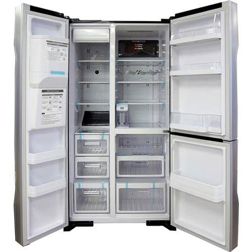 Tủ lạnh Hitachi 584 lít R-M700GPGV2X chứa được nhiều thực phẩm