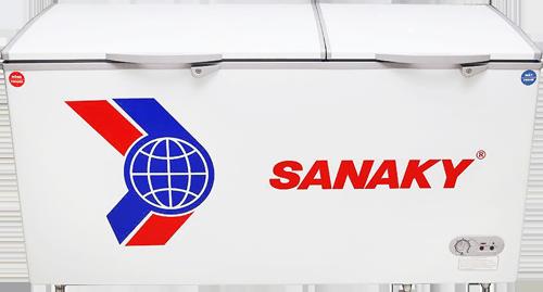 TỦ ĐÔNG SANAKY 2 NGĂN VH-6699W1