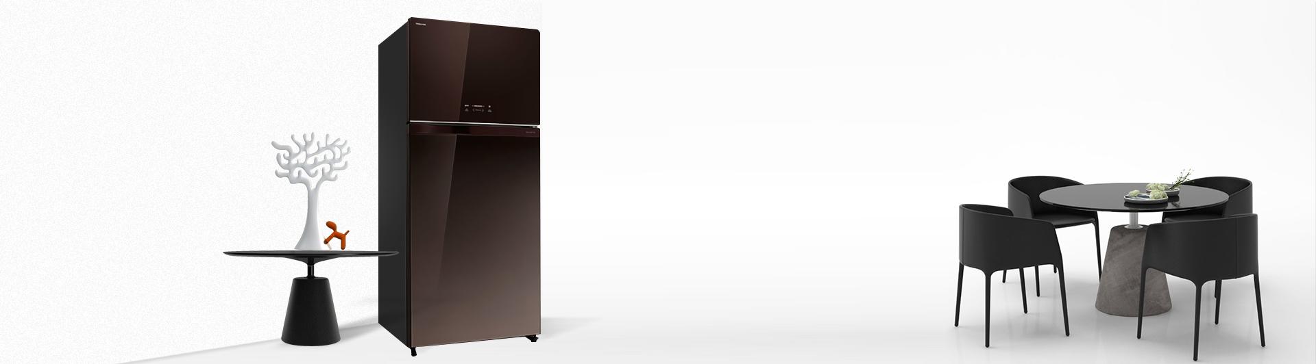 Tủ lạnh Toshiba GR-WG66VDAZ 600 lít 2 cửa
