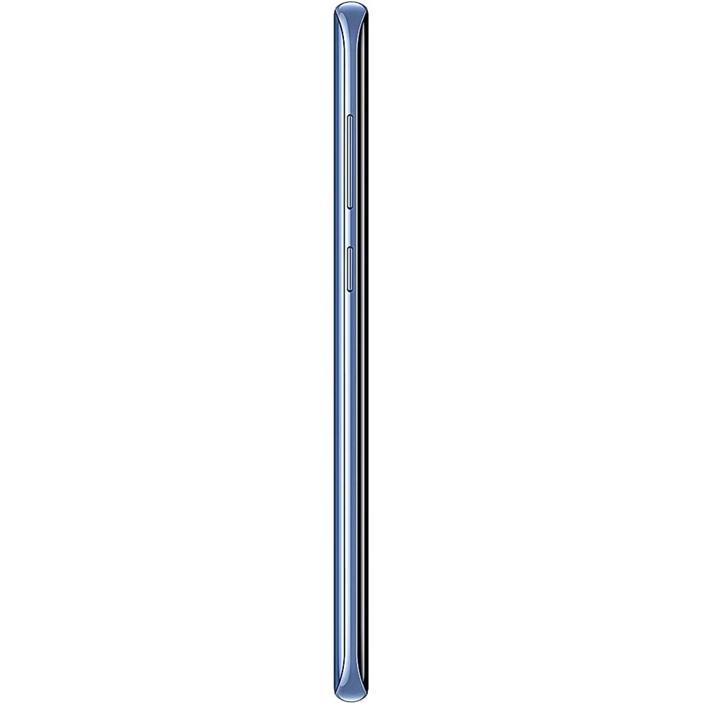 Điện thoại Samsung Galaxy S8 Plus xanh thiết kế siêu mỏng