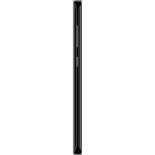 Điện thoại Samsung Galaxy S8 đen thiết kế siêu mỏng