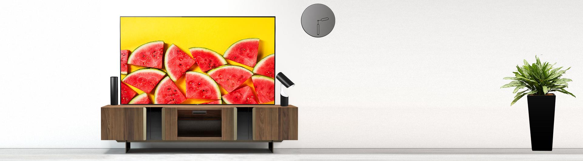 Smart TV OLED 77 inch Sony Bravia KD-77A1 màn hình 77 inch