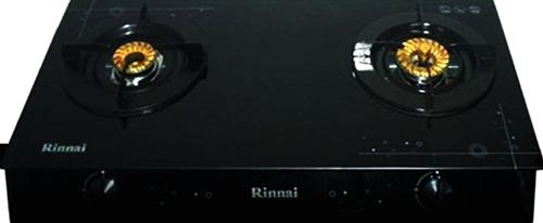 BẾP GAS RINNAI RV-7DOUBLE GLASS (B)