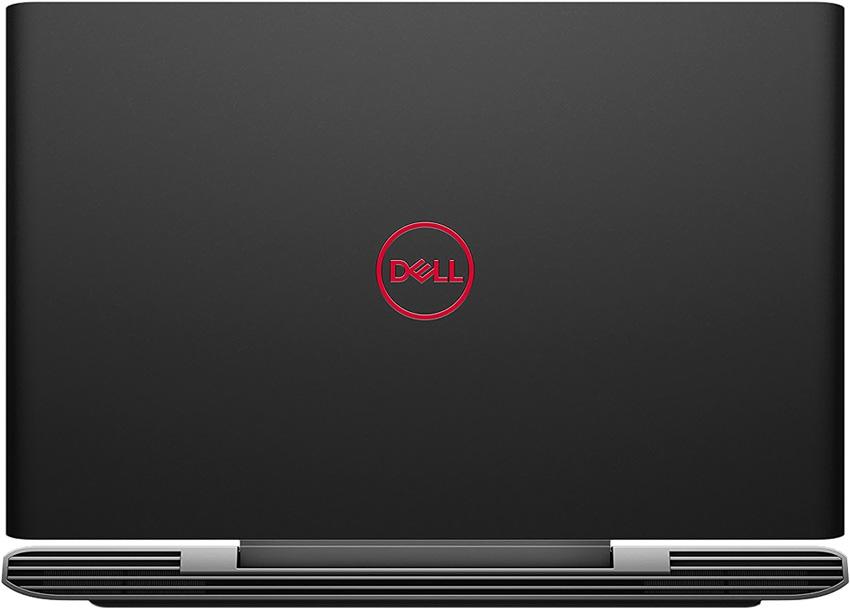 Laptop Dell Inspiron 15 7577 (N7577A - P65F001) cạnh bên