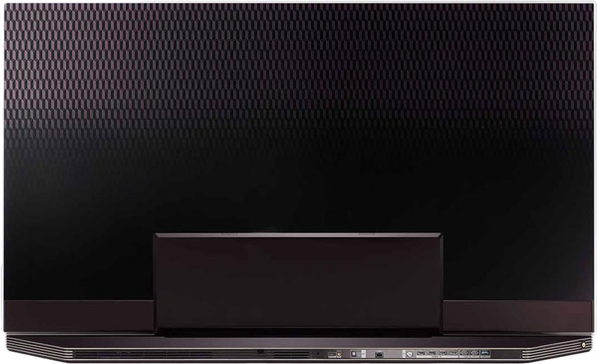 Smart Tivi 77'' 4K LG OLED 77G7T mặt lưng