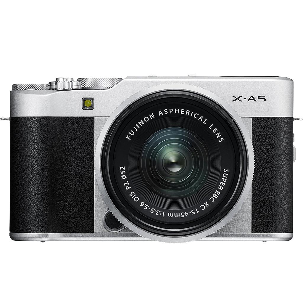 Máy ảnh Fujifilm X-A5/XC15-45MM bạc