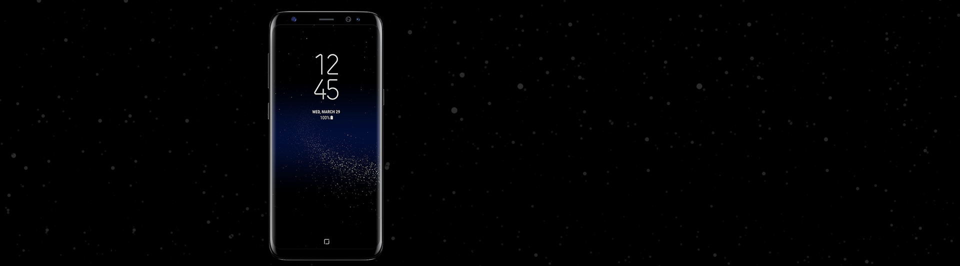 SAMSUNG GALAXY S8 PLUS ĐEN