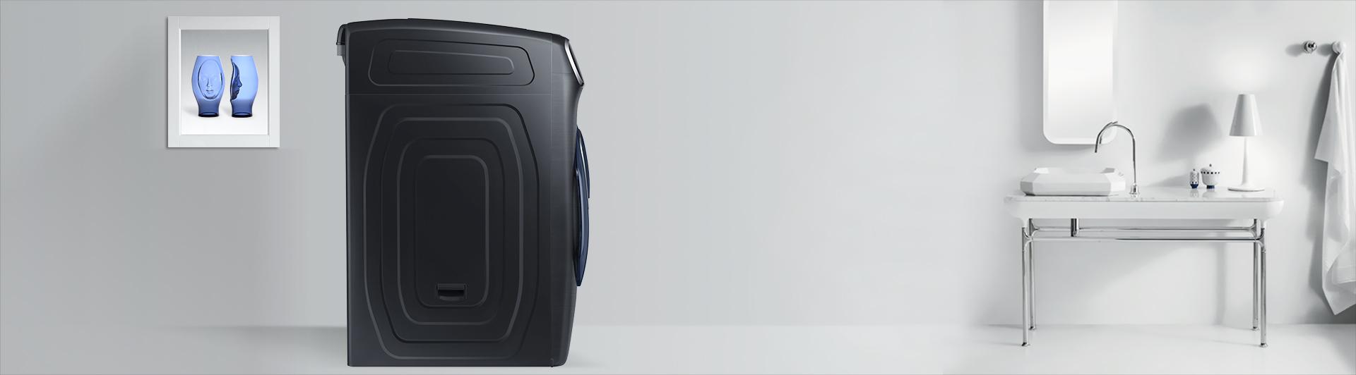 Máy giặt Samsung 21KG WR24M9960KV/SV công Nghệ Wooble 3D,Addwash