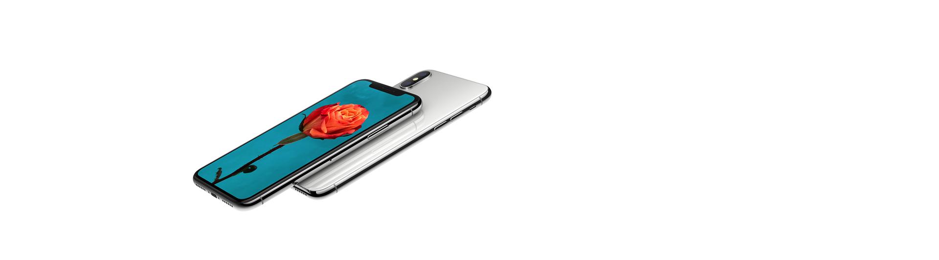 Điện thoại di động iPhone X 256GB Silver giá tốt tại Nguyễn Kim