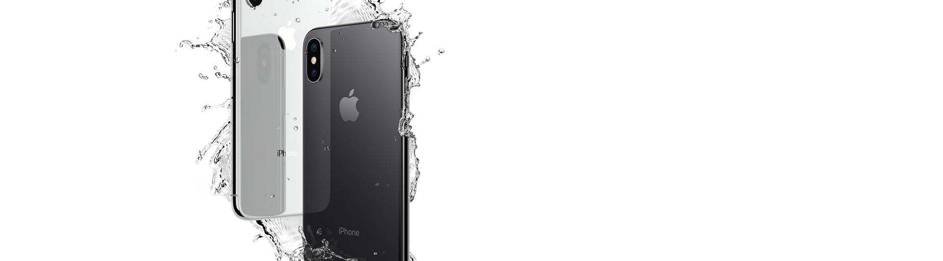 Điện thoại di động iPhone X 64GB Gray camera sau kép 12 MP, trước 7 MP chụp ảnh ấn tượng