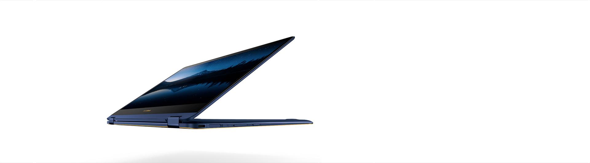 Laptop ASUS Zenbook Flip S UX370U - C4217TS đóng màn hình