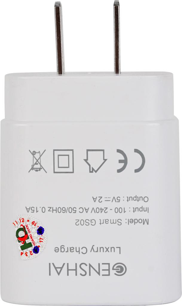 SẠC AC GENSHAI SMART GS02