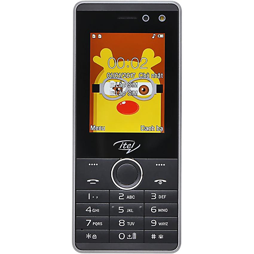Điện thoại Itel IT5232 nhỏ gọn, tiện dụng