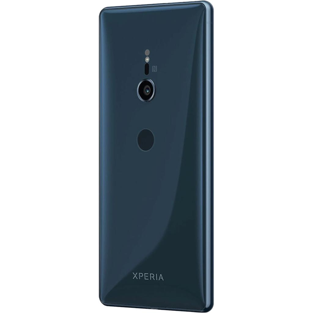 Điện thoại Sony Xperia XZ2 màu xanh thiết kế đẹp mắt