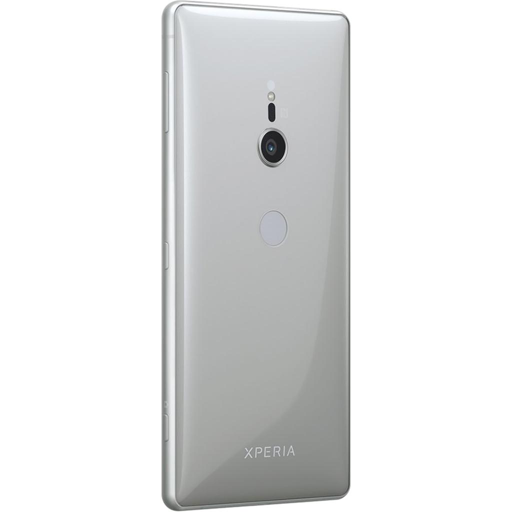 Điện thoại Sony Xperia XZ2 màu bạc camera chất lượng