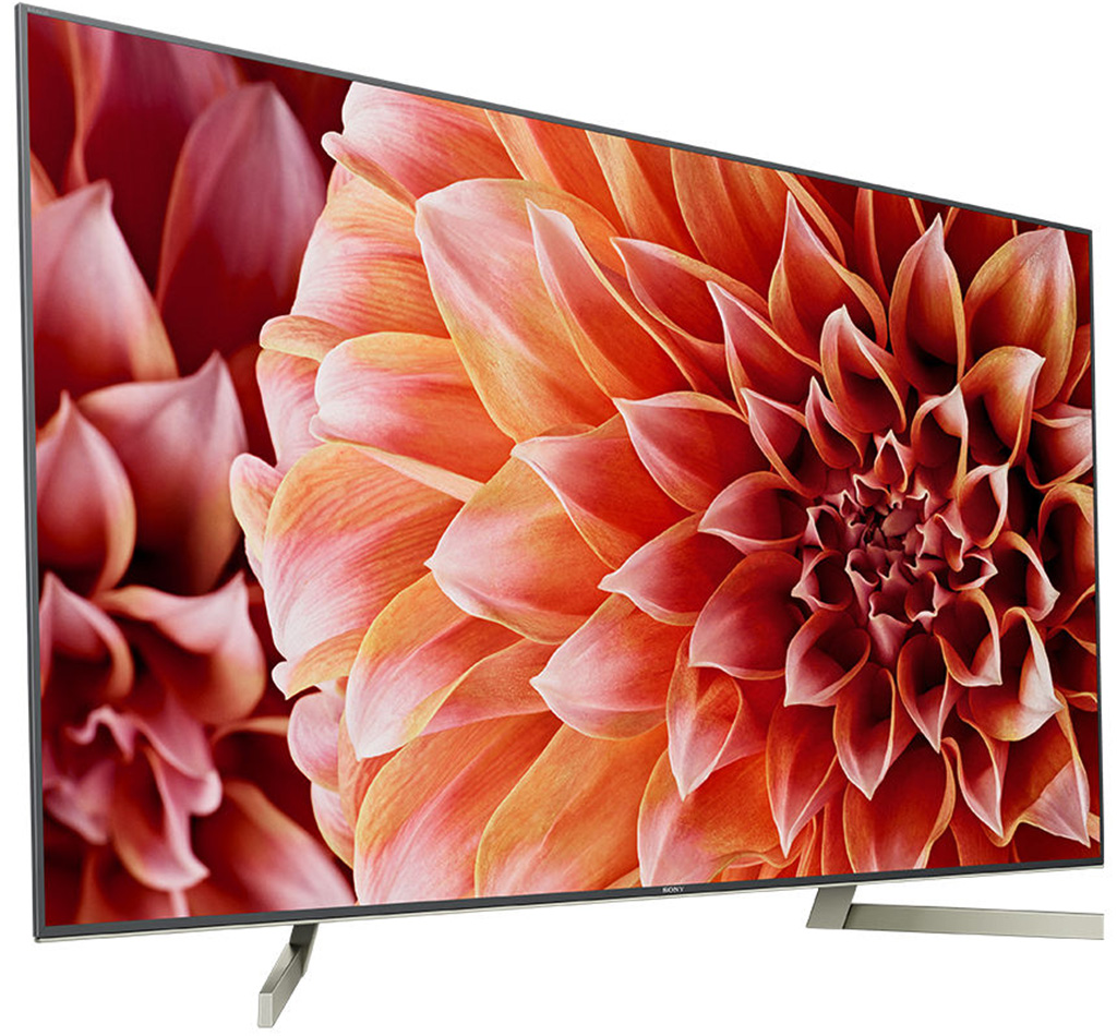 Android Tivi Sony 65 inch KD-85X9000F cạnh trái