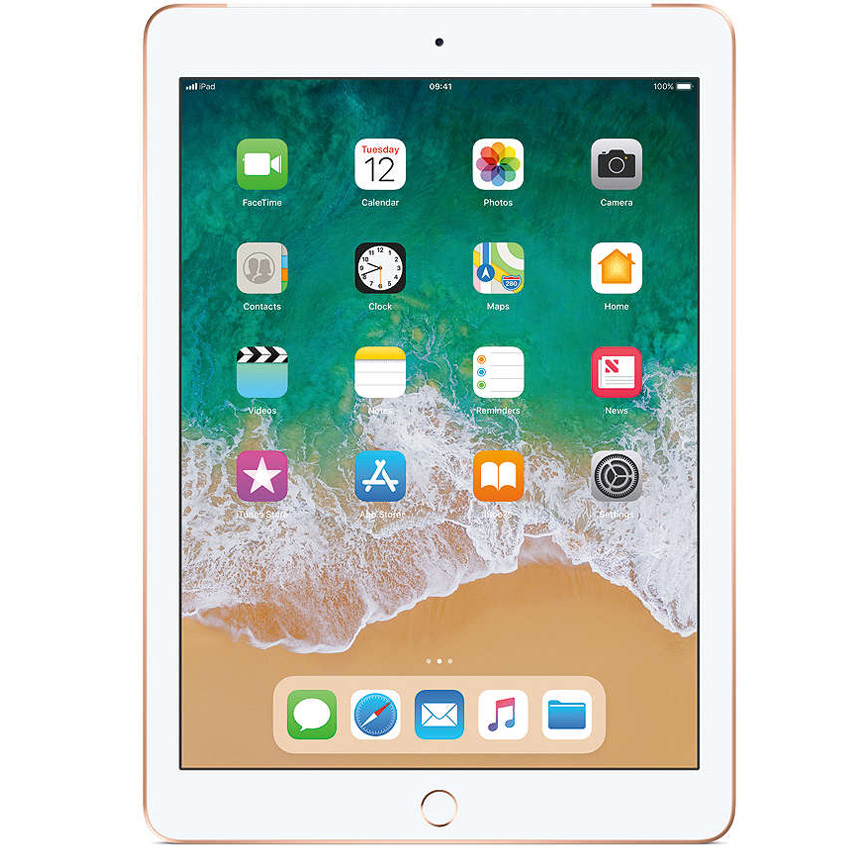 IPAD 9.7'' WI-FI 4G 2018 128GB GOLD (MRM22ZA/A)