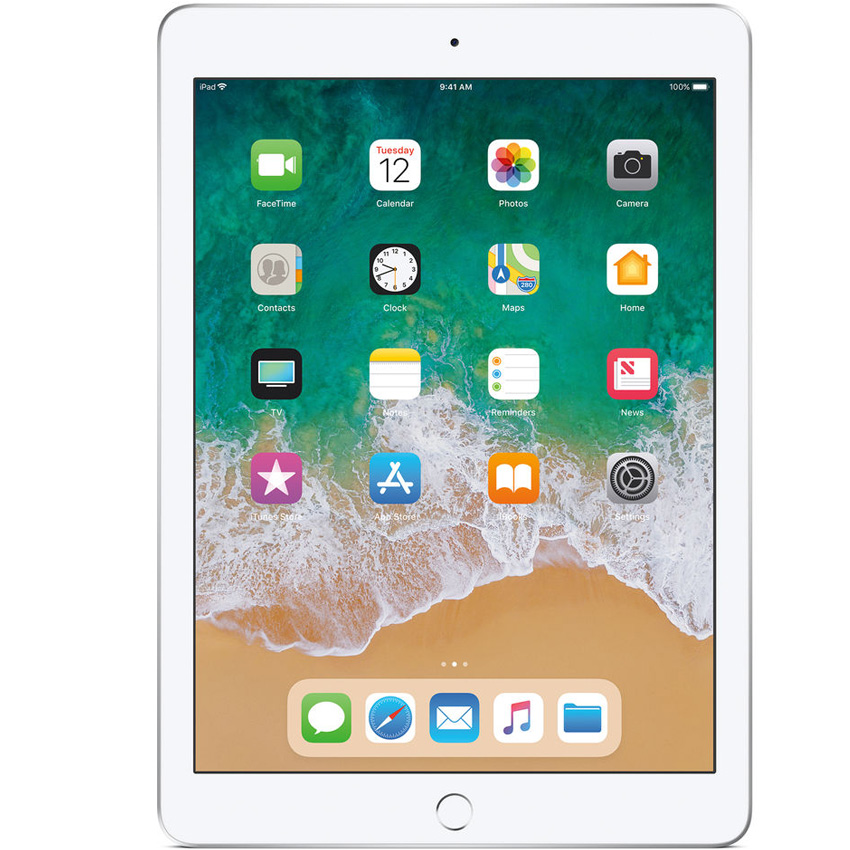 IPAD 9.7'' WI-FI 2018 128GB SILVER (MR7K2ZA/A)