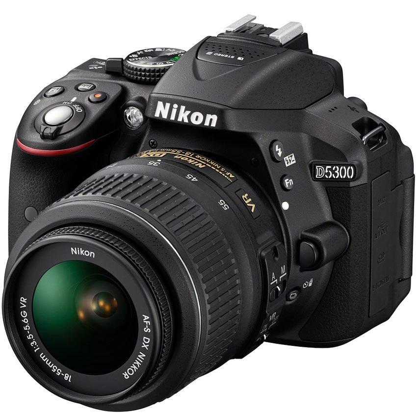 ưu đãi máy ảnh Nikon D5300