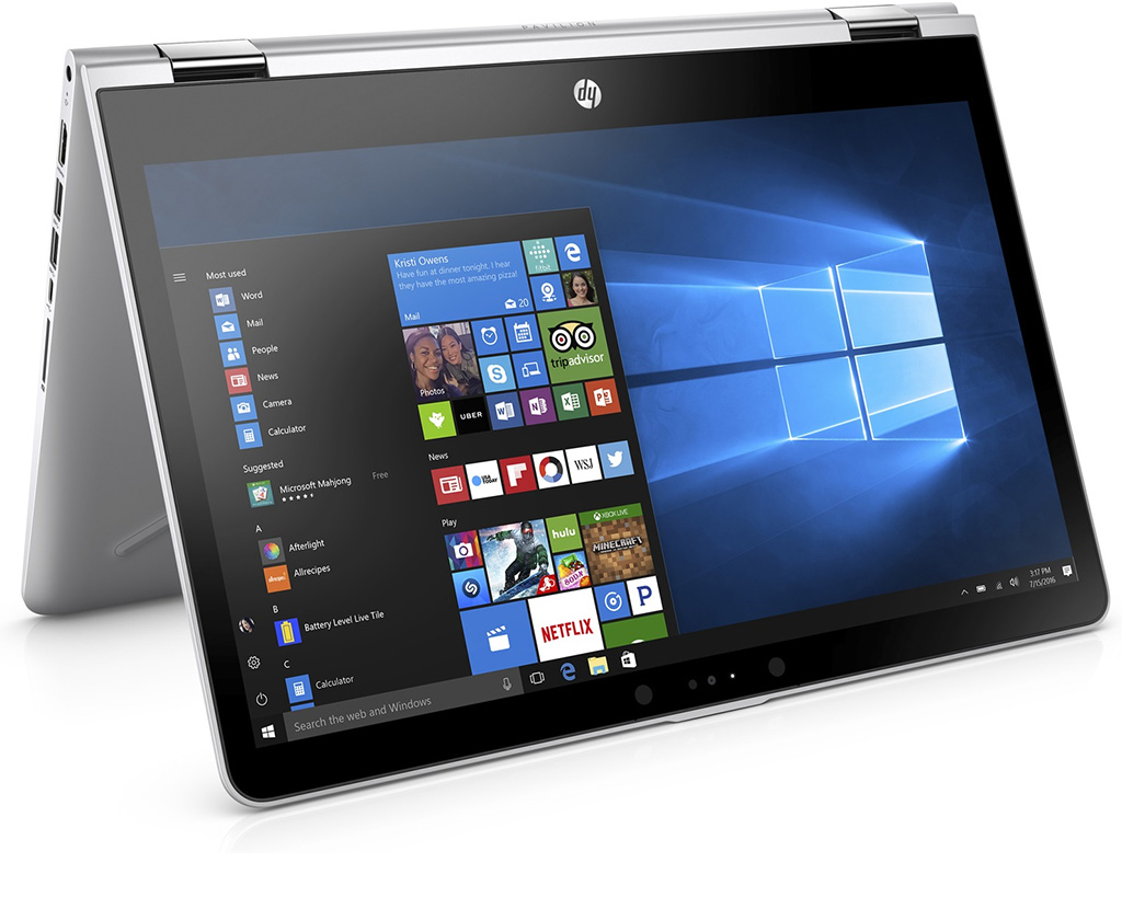 LAPTOP HP PAVILION X360 14-BA128TU (3MR84PA)