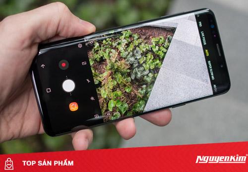 Top smartphone có khả năng quay phim đỉnh cao