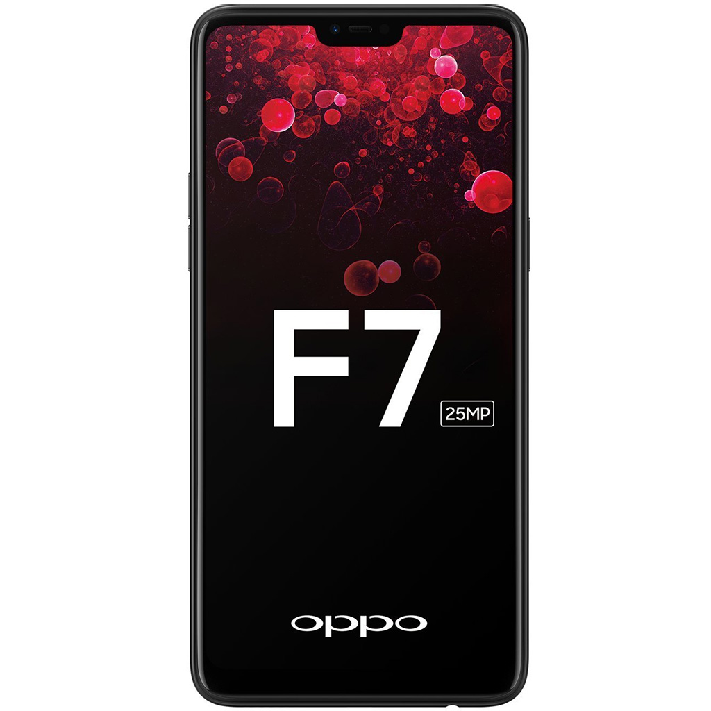OPPO F7 ĐEN