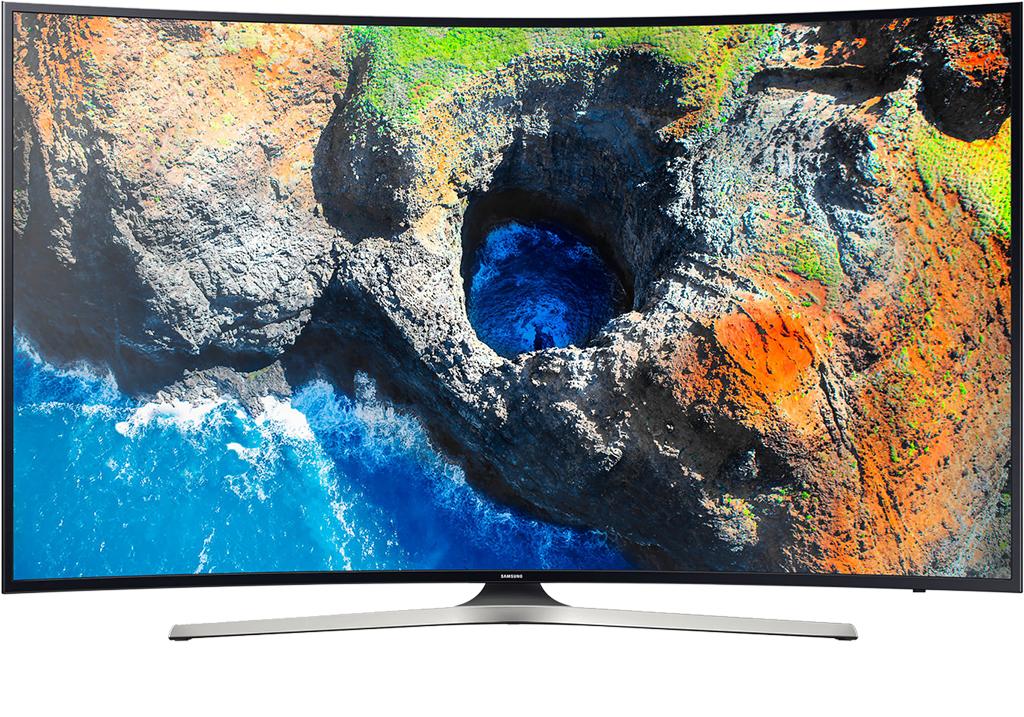 Smart Tivi 4K 49 inch Samsung UA49MU6303KXXV sắc nét với độ phân giải 4K