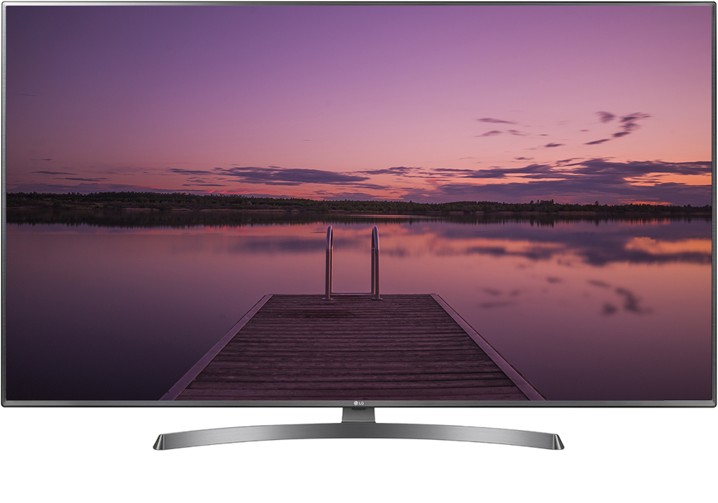 SMART TIVI 4K LG 43UK6540PTD