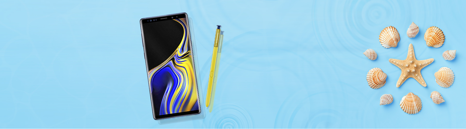 SAMSUNG GALAXY NOTE9 XANH 512GB