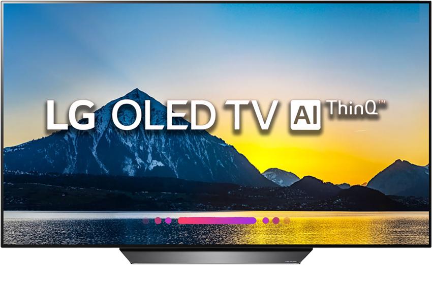 TIVI LCD LG 55 INCH OLED55B8PTA.ATV