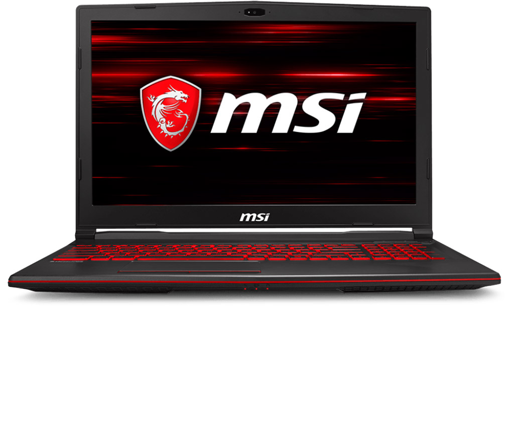 LAPTOP MSI GF63 8RC-243VN