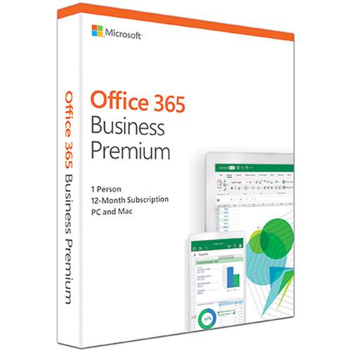 PHẦN MỀM MICROSOFT OFFICE 365 BUSINESS PREMIUM