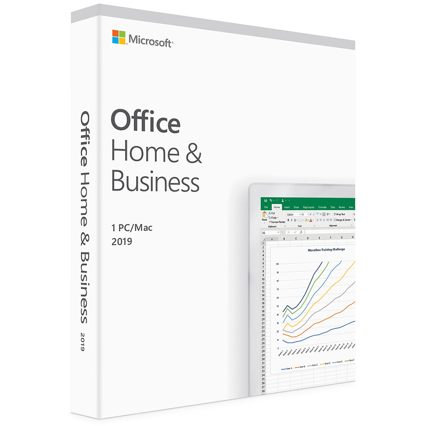 PHẦN MỀM MICROSOFT OFFICE 2019 HOME & BUSINESS