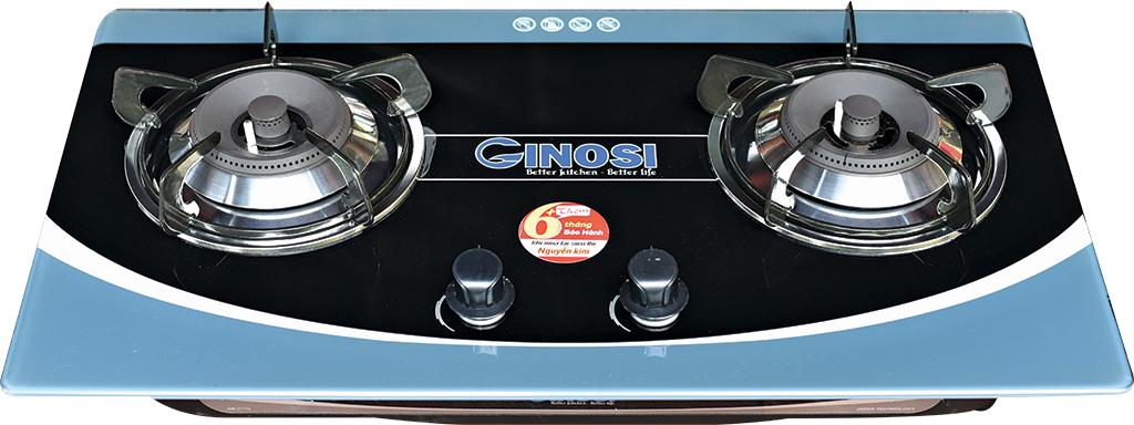 BẾP GAS GINOSI GV-777G - 3637264 , 73800 , 61_73800 , 950000 , BEP-GAS-GINOSI-GV-777G-61_73800 , nguyenkim.com , BẾP GAS GINOSI GV-777G