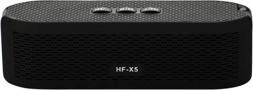 LOA BLUETOOTH HF-X5 MÀU ĐEN