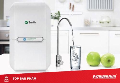 Những chiếc máy lọc nước A. O. Smith đáng sở hữu
